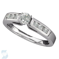 01978 0.52 Ctw Bridal Engagement Ring