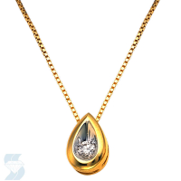 02097 0.10 Ctw Fashion Pendant