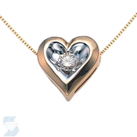 2132 0.10 Ctw Fashion Pendant