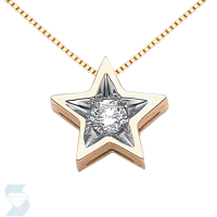 02134 0.20 Ctw Fashion Pendant