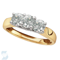 02142 1.06 Ctw Bridal Engagement Ring