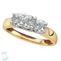 02144 0.52 Ctw Bridal Engagement Ring