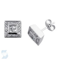 02212 0.48 Ctw Fashion Earring