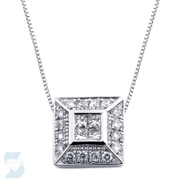 02217 0.49 Ctw Fashion Pendant