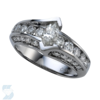 02238 1.92 Ctw Bridal Engagement Ring