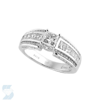 02248 1.76 Ctw Bridal Engagement Ring