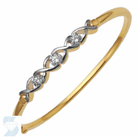 2266 1.06 Ctw Fashion Bracelet