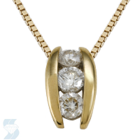 02271 0.52 Ctw Fashion Pendant