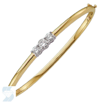 02281 1.06 Ctw Fashion Bracelet