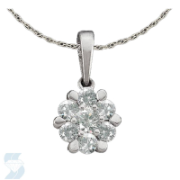 2294 0.51 Ctw Fashion Pendant
