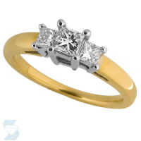 2442 0.46 Ctw Bridal Engagement Ring