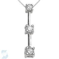 02447 0.49 Ctw Fashion Pendant