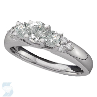 02485 0.95 Ctw Bridal Engagement Ring