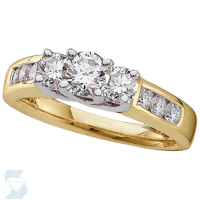 02492 1.04 Ctw Bridal Engagement Ring