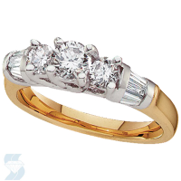02498 1.00 Ctw Bridal Engagement Ring