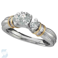 2506 1.00 Ctw Bridal Engagement Ring