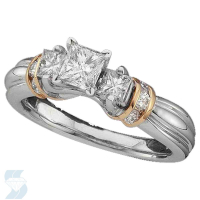 2507 1.00 Ctw Bridal Engagement Ring