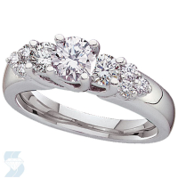 02511 1.22 Ctw Bridal Engagement Ring