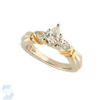 2548 1.00 Ctw Bridal Engagement Ring