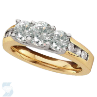 02553 1.96 Ctw Bridal Engagement Ring