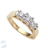 02559 0.24 Ctw Bridal Engagement Ring