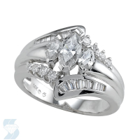02584 1.26 Ctw Bridal Engagement Ring