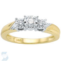 02598 0.26 Ctw Bridal Engagement Ring