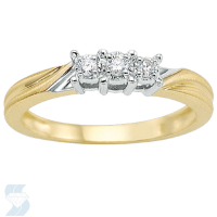 02599 0.10 Ctw Bridal Engagement Ring