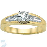 02601 0.26 Ctw Bridal Engagement Ring