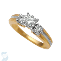 2608 0.51 Ctw Bridal Engagement Ring