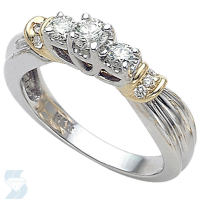 02610 0.46 Ctw Bridal Engagement Ring