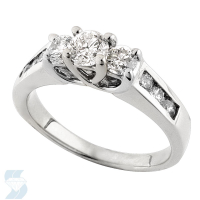 02639 1.49 Ctw Bridal Engagement Ring