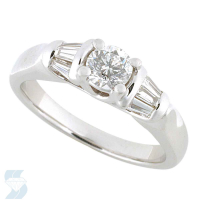 02640 0.60 Ctw Bridal Engagement Ring