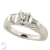 2658 0.60 Ctw Bridal Engagement Ring