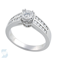 02669 0.99 Ctw Bridal Engagement Ring