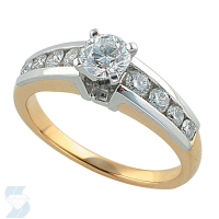 2670 0.95 Ctw Bridal Engagement Ring