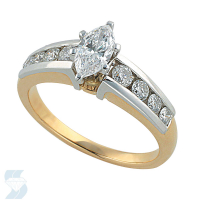 02671 0.95 Ctw Bridal Engagement Ring
