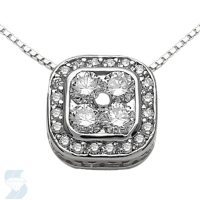 02713 0.50 Ctw Fashion Pendant