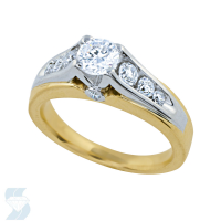 02753 0.41 Ctw Bridal Engagement Ring
