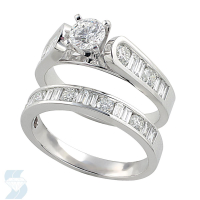 02782 1.68 Ctw Bridal Engagement Ring