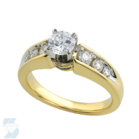 02803 0.42 Ctw Bridal Engagement Ring