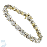 2805 5.00 Ctw Fashion Bracelet Link