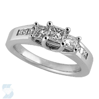02848 0.97 Ctw Bridal Engagement Ring