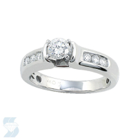 2866 0.51 Ctw Bridal Engagement Ring