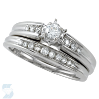 2872 0.31 Ctw Bridal Engagement Ring