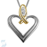 02918 0.07 Ctw Fashion Pendant