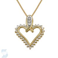 2920 0.49 Ctw Fashion Pendant