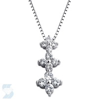 2921 0.53 Ctw Fashion Pendant