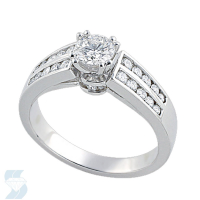 03067 0.99 Ctw Bridal Engagement Ring