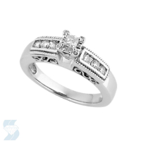 3076 0.25 Ctw Bridal Engagement Ring